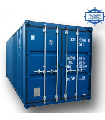 20ft Fraktcontainer