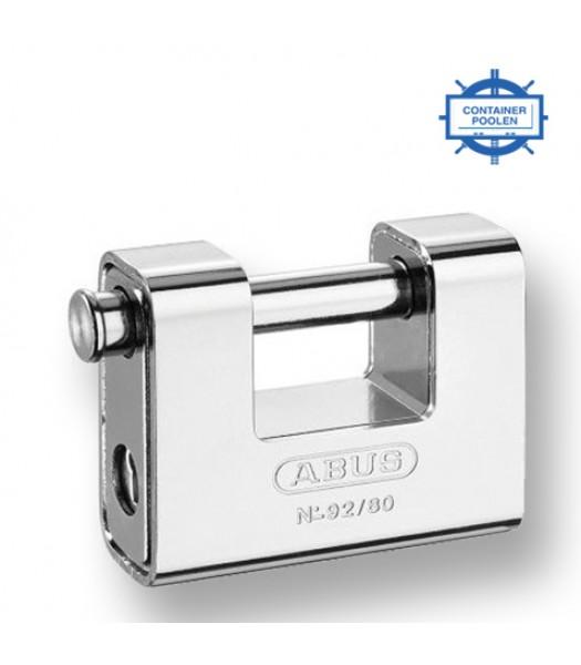 Hänglås till lockbox ABUS 92/80